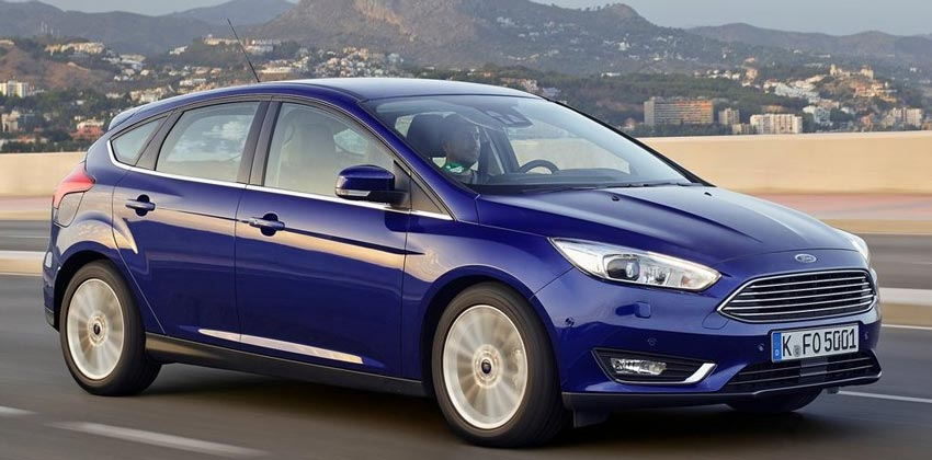 Category D – Ford Focus or similar