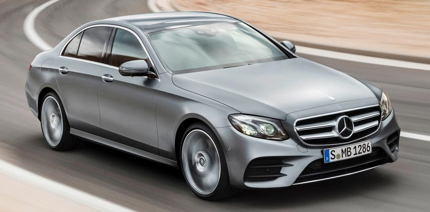 Category I – Mercedes E-Class Automatic or similar