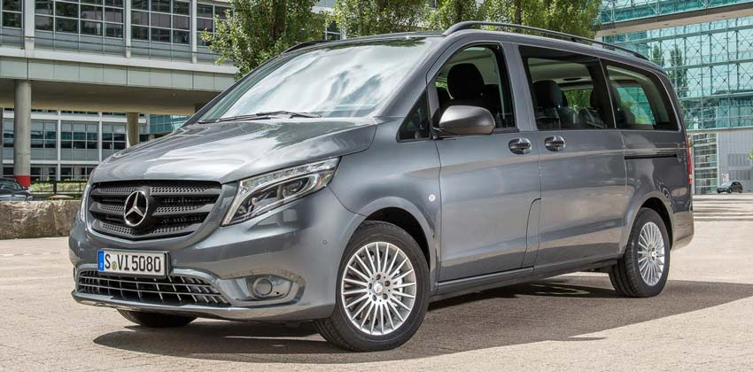Category M – Mercedes Vito or similar